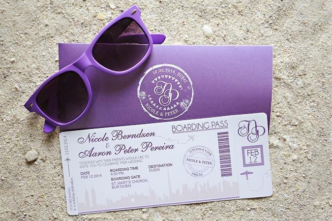 Image credit: JvR Photography. Wedding Invitation by: Creative Box