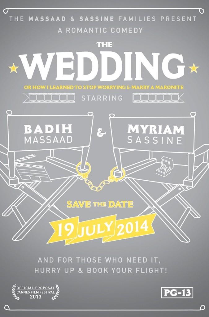 savethedate_Leb wedding