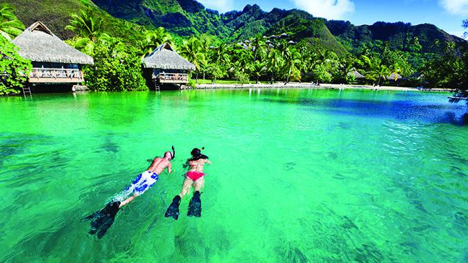 Above: Fiji