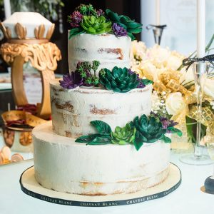Luxury Cake Tasting Event With Bride Club ME And Chateau Blanc