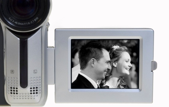 Wedding video feature