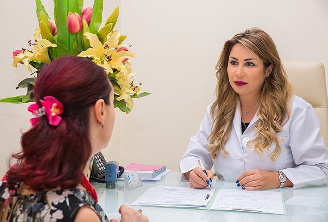 Get to Know the Bridal Beauty Pro: Eternel Clinic, Dubai