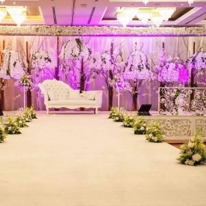 Radisson Blu Deira Creek Wedding Setup