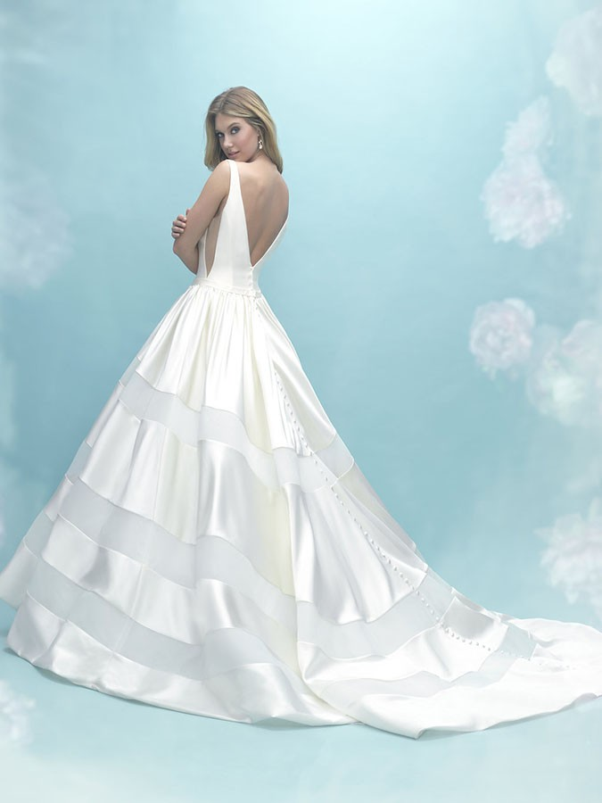 Looking Forward With The Bridal Showroom