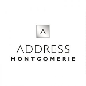 The Address Montgomerie Logo