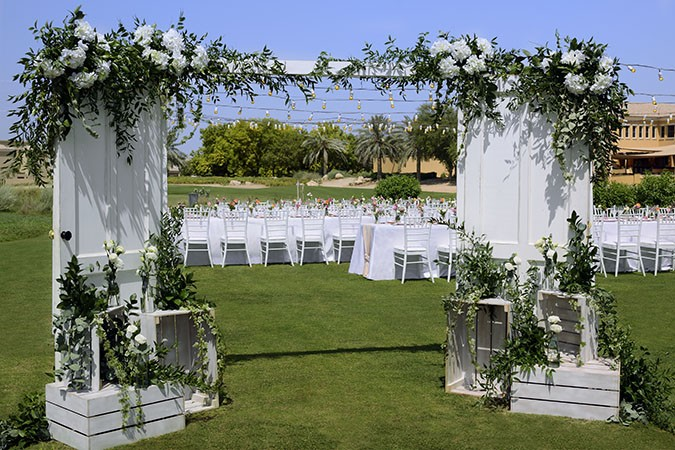 Get To Know The Wedding Pro: Arabian Ranches Golf Club