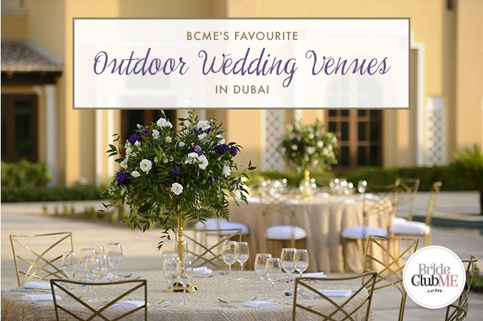 outdoor wedding venues in dubai