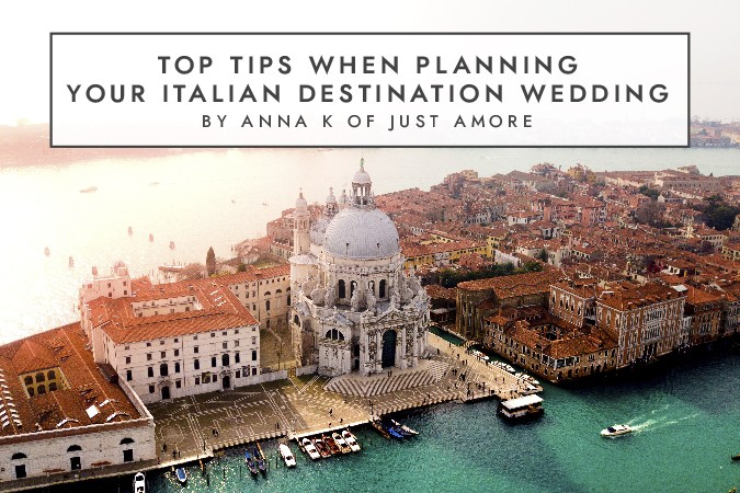 BCME-Tips Planning Italian Wedding_Article First Image