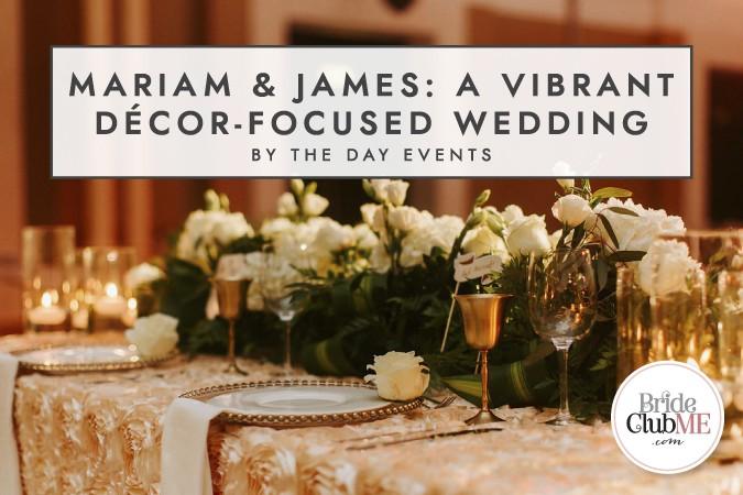 Vibrant Décor-Focused Wedding