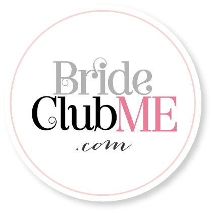 Bride Club ME Wedding Website Logo