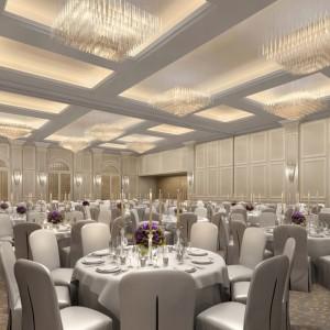 The Address Boulevard Dubai Ballroom