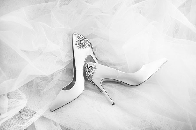 Put Your Best Foot Forward: Wedding shoes advice for Dubai brides