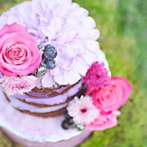 Cake Loft Cake Pink Tiered Wedding Cake