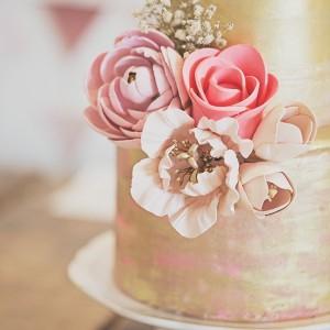 Cake Loft Cake 2 Tiered Wedding Cake