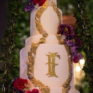 Cake Loft Cake 3 Tier F Wedding Cake