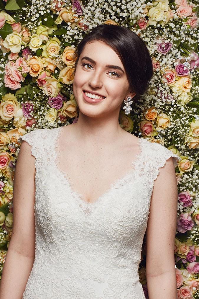 Caroline Svedbom Jewelry for brides & their wedding party