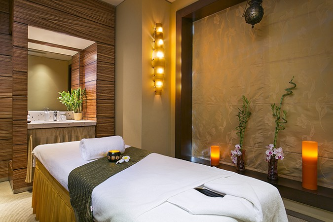 Chi The Spa Treatment Room