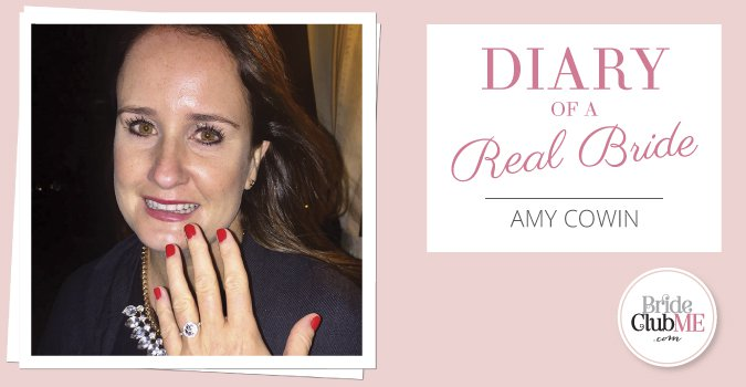 Real Dubai Bride Amy Cowin: The Final Countdown