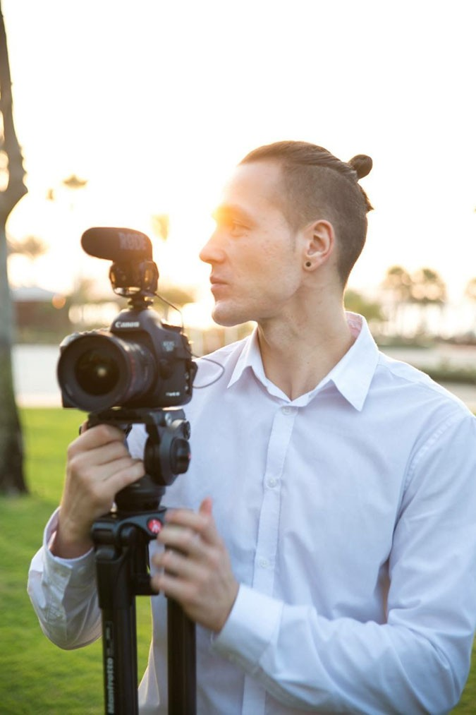 Interview | Get to Know the Wedding Pro: Just Happy Together Videography, Dubai