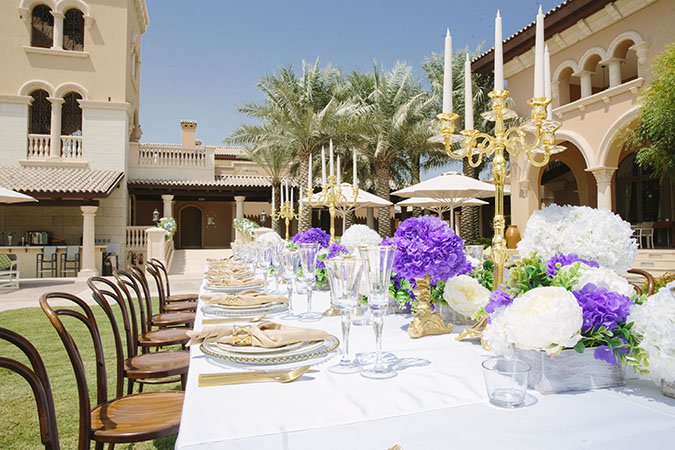 Bride Club ME Kick Starts The UAE Wedding Season With Bubbles & Brunch At Jumeirah Golf Estates