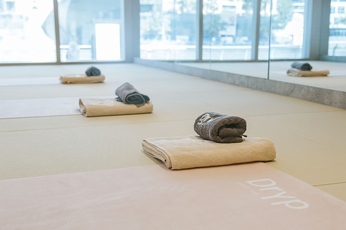 Review: Hot Yin Yoga At DRYP