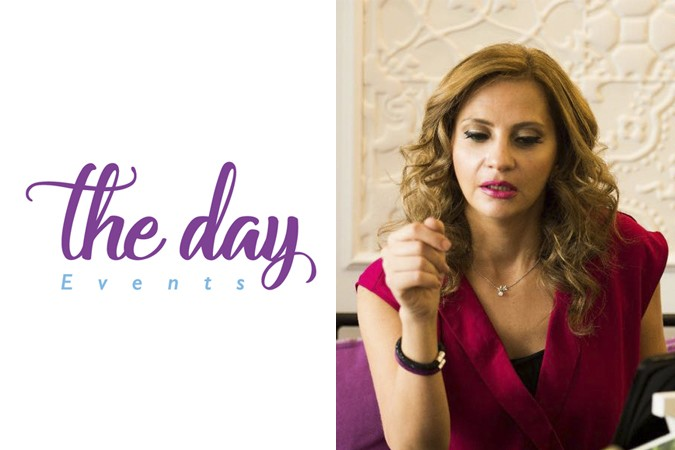 <strong>Above:</strong> Rania Anklis, Founder of The Day Weddings &amp; Events.