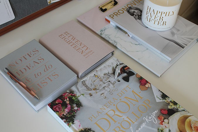 Diary Of A Real Dubai Bride: Getting Organised…And Money