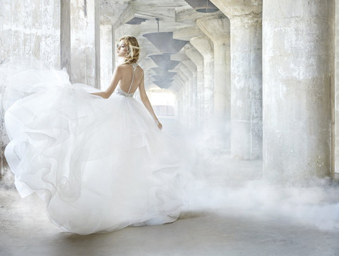Hayley Paige's New Collection Arrives Exclusively At The Bridal Showroom Dubai