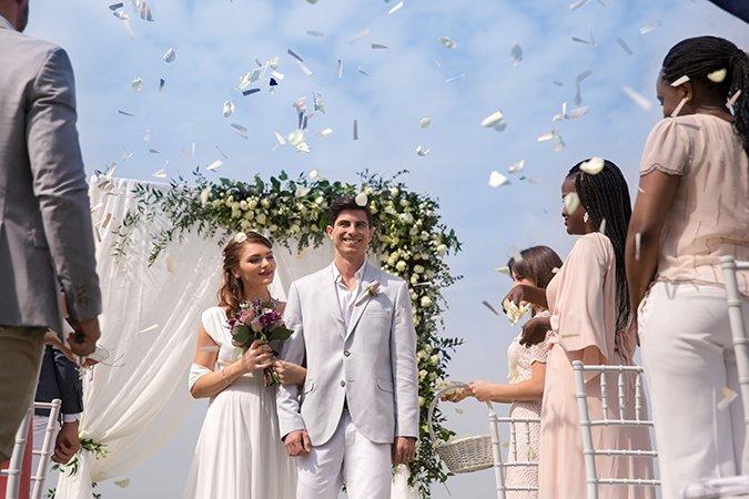 outdoor wedding venues in dubai