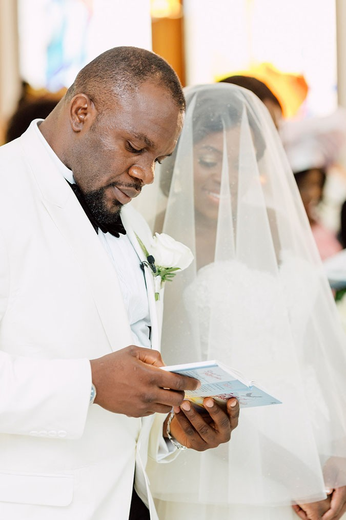 Nigerian Wedding Traditions With Save The Date
