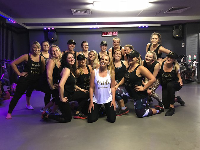 Real Dubai Bride Maja Lunsjo: Brighton Bachelorettes & Brutal Workouts – 6 Weeks To Go!
