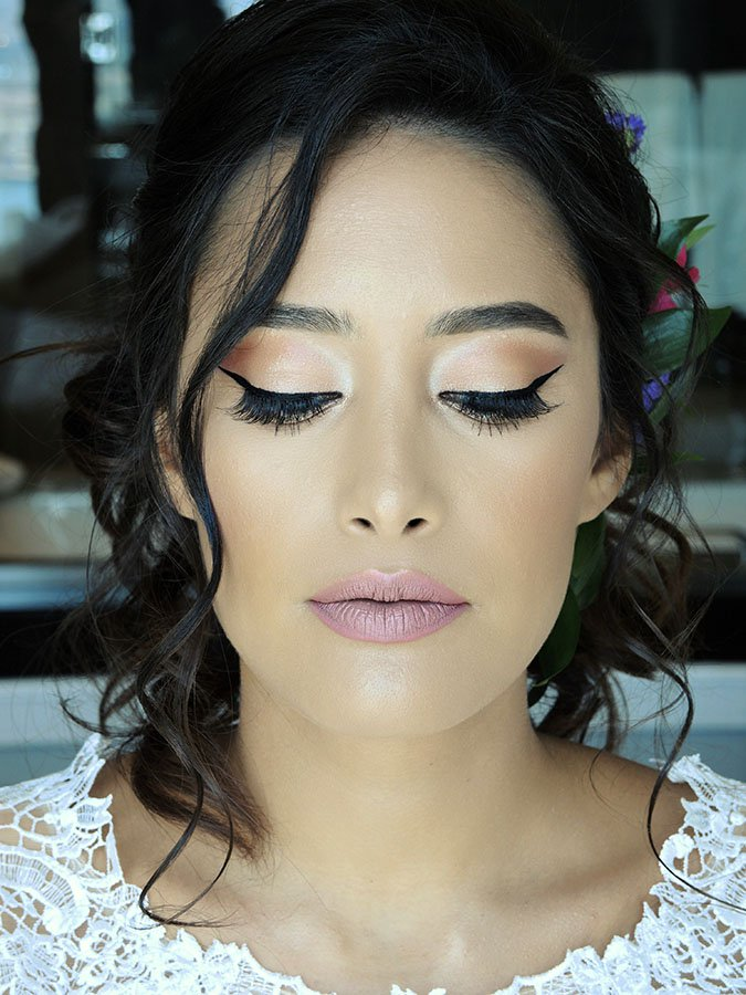 Expert Advice From Dahlia Haleem-Demjanenko: Winter 2017 Bridal Beauty Trends