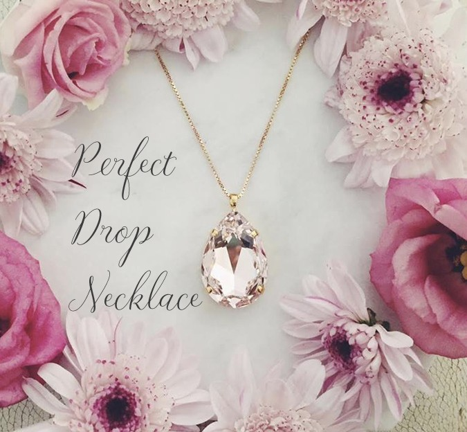 Perfect Drop Necklace
