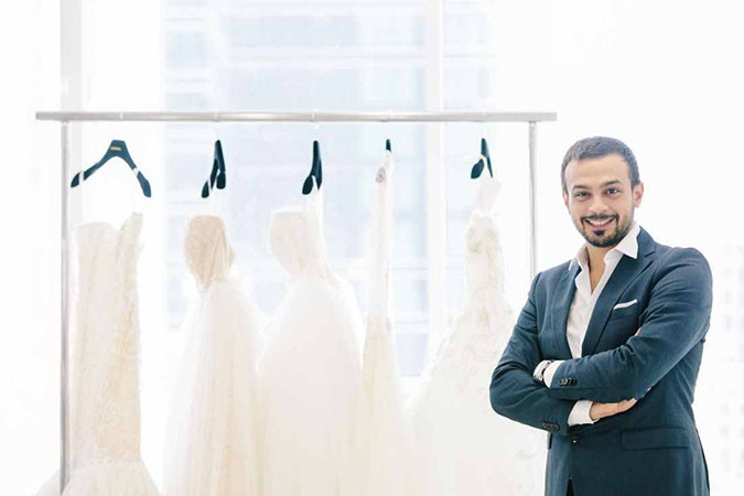 Expert Advice From Mohammad Al Haj: Bridal Boutique Etiquette