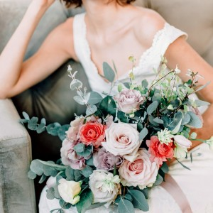 Wedding Flower Bouquet by Opulent Vision