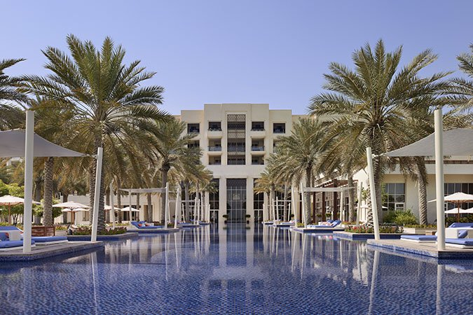 Review: Romance, Weddings & Fine Dining At The Park Hyatt Abu Dhabi, Saadiyat Island