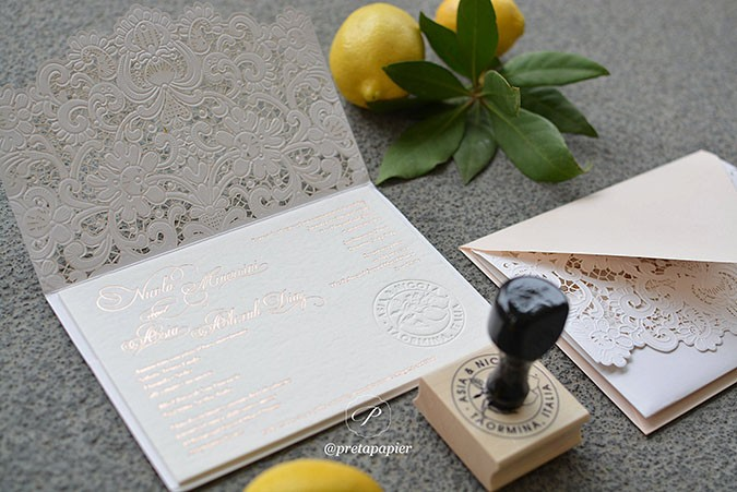 Get to Know the Wedding Pro: Prêt à Papier Invitations & Stationery, Dubai