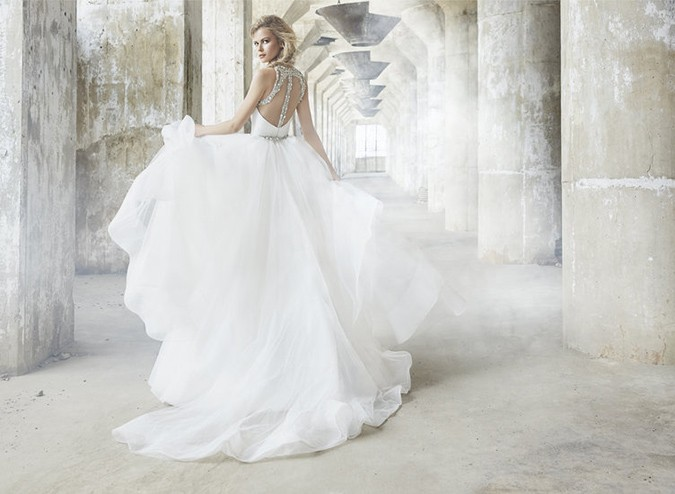 Hayley Paige's New Collection Arrives At The Bridal Showroom Dubai
