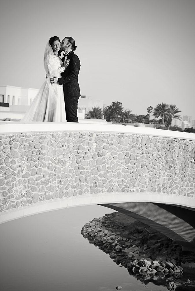dubai garden wedding