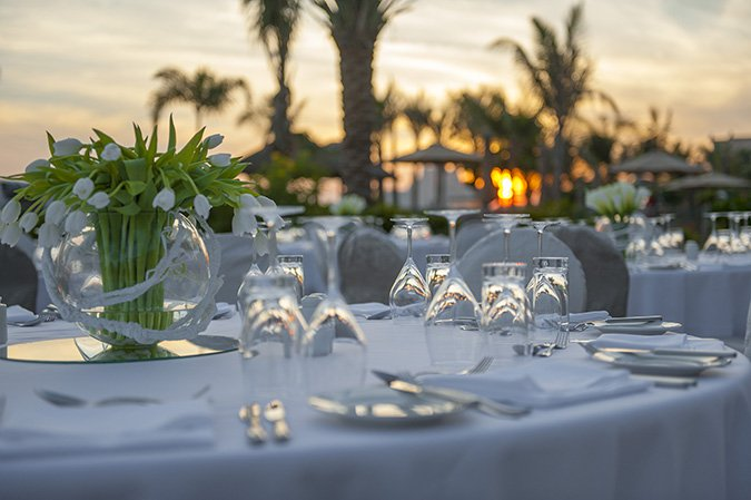 BCME's Favourite Outdoor Wedding Venues In Dubai