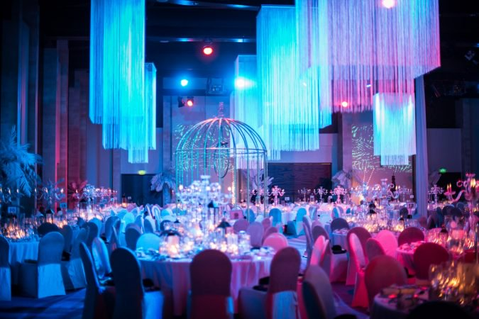Expert Advice From Mennat Al Hammami: Ballroom Or Outdoor Wedding?