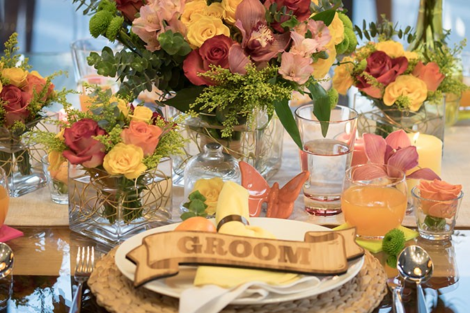 Get to Know The Wedding Pro: The Day Weddings & Events