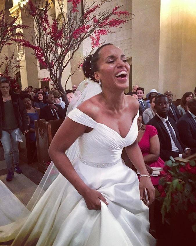 berkley wedding dress