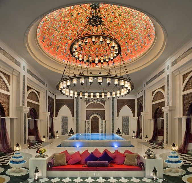 spas for stressed out dubai brides to be