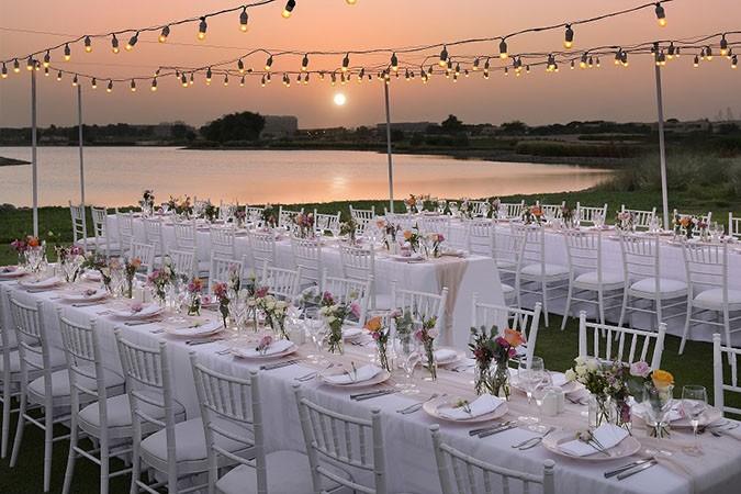 The Wedding Fair by Emaar Hospitality Group. Venue Option- Water's Edge ...