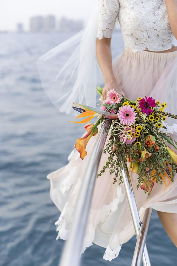 Tropical Yacht Wedding-55