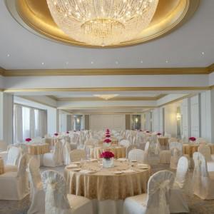 Radisson Blu Deira Creek Plaza Ballroom