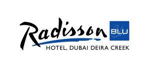 Logo for the Radisson Blu, Dubai Deira Creek