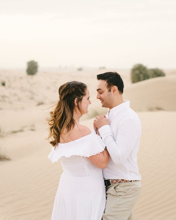 Real Dubai Bride Amy Cowin: It's 2018 – The Year Of My Wedding!
