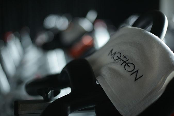 review: motion cycling dubai